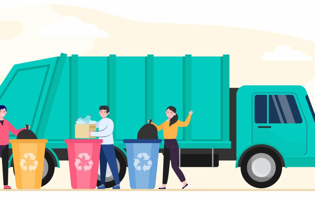 How does a dumpster rental work?
